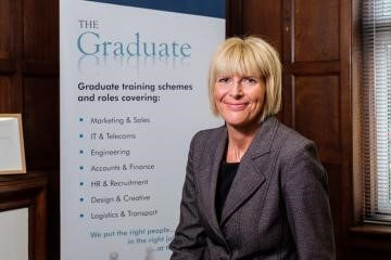 Team member of The Graduate Recruitment