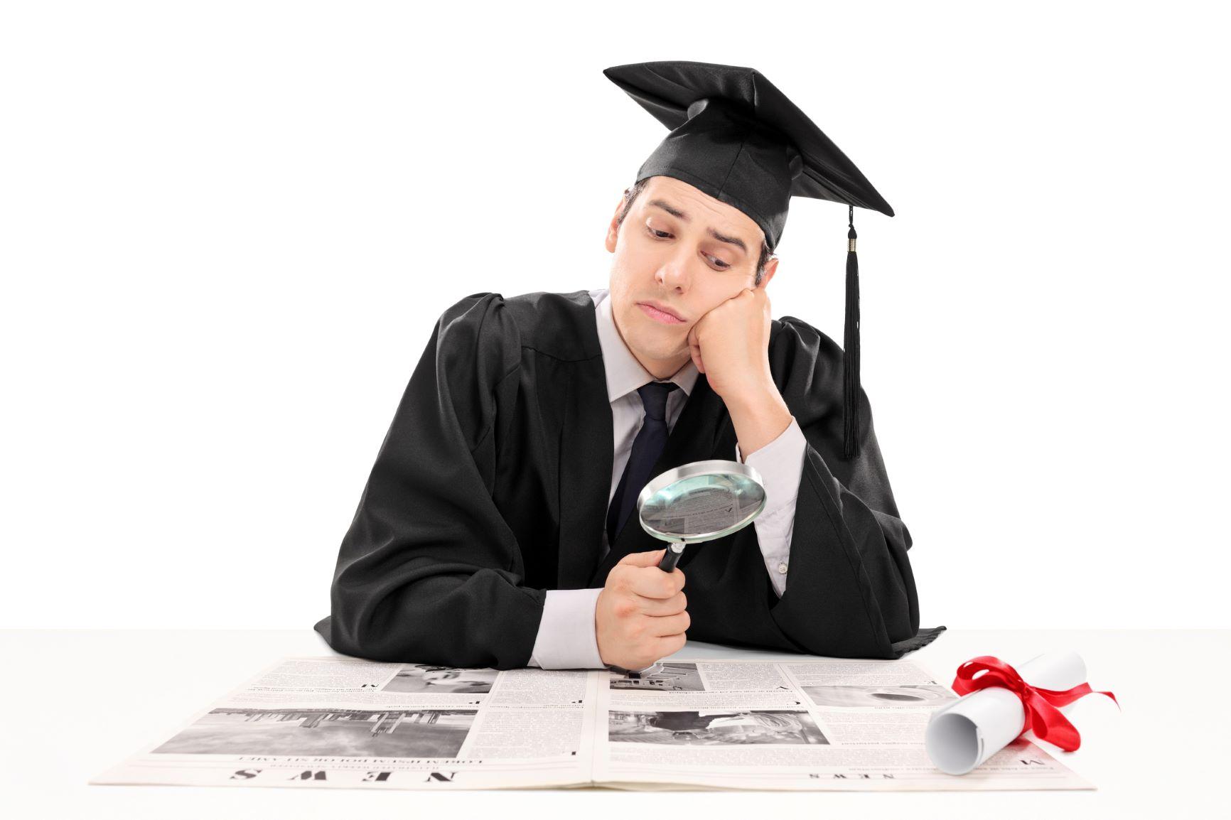 Graduate Job Searching