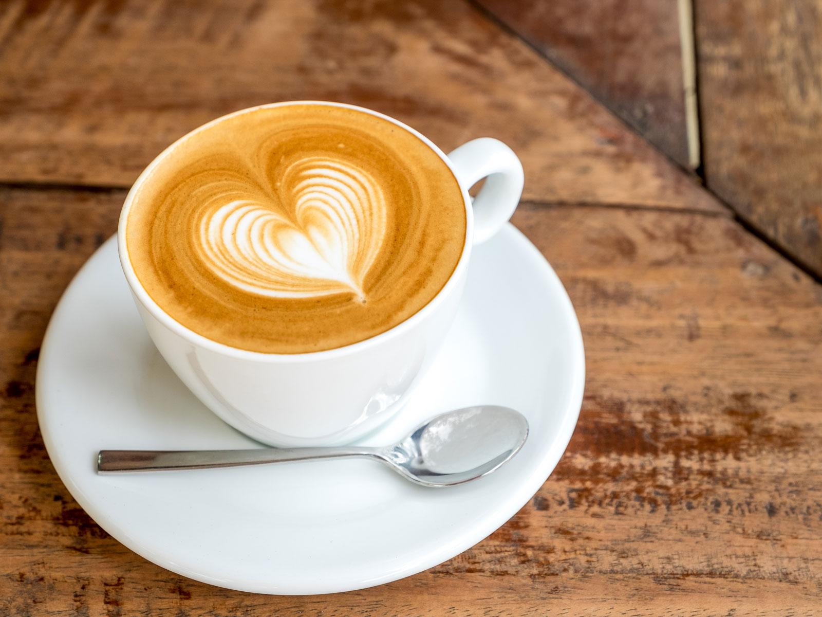 coffee in mug