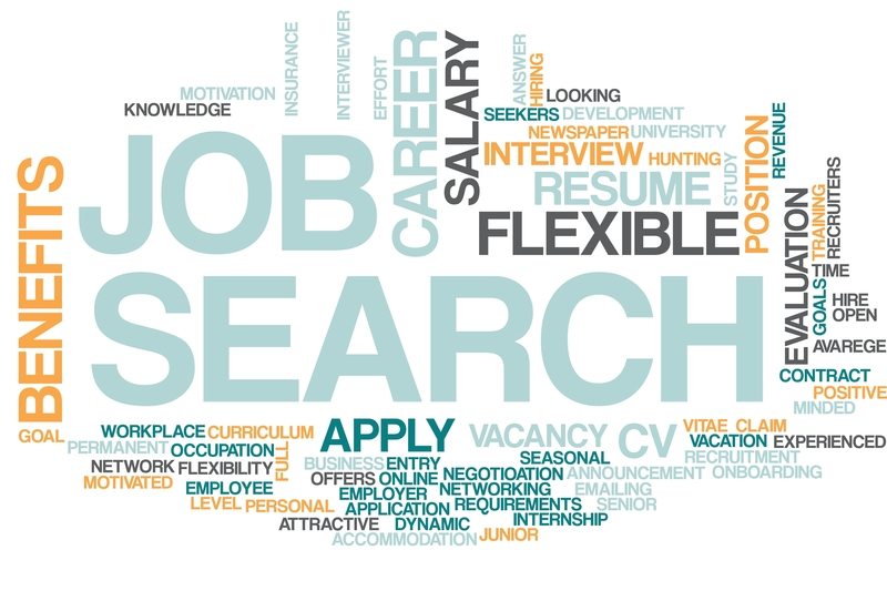 job search bubble