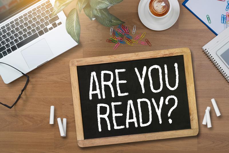 Exam prep - are you ready?